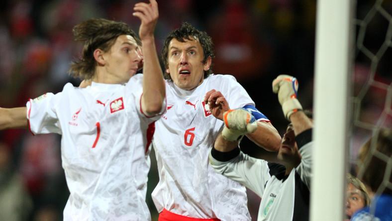 Bąk i Smolarek nie zagrają z Chorwatami