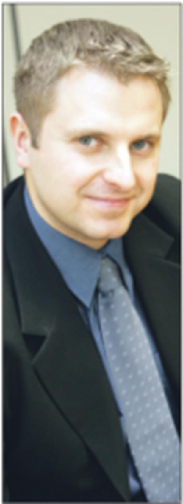 Marcin Jańczuk, ekspert Metrohouse