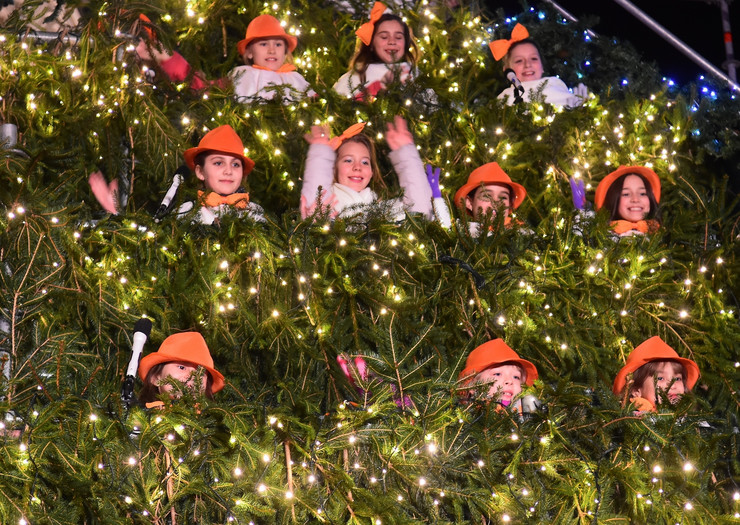 Winter fest radost za najmlađe