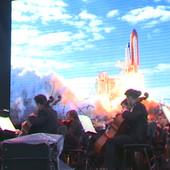 """""""FILHARMONIJA ĆE BITI VAŠ SPEJS ŠATL"""" Spektakl pod otvorenim nebom u kojem je uživalo 20.000 ljudi"""