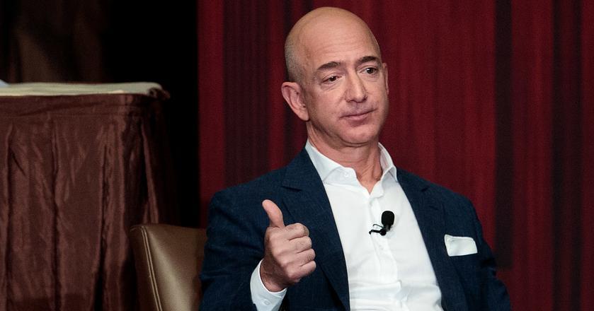 Jeff Bezos, założyciel i prezes Amazona o pułapce firmowych procedur