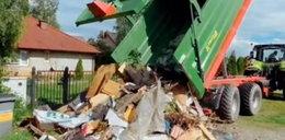 Pozbył się śmieci w lesie. TikToker wymierzył mu sprawiedliwość. Film podbija Internet!