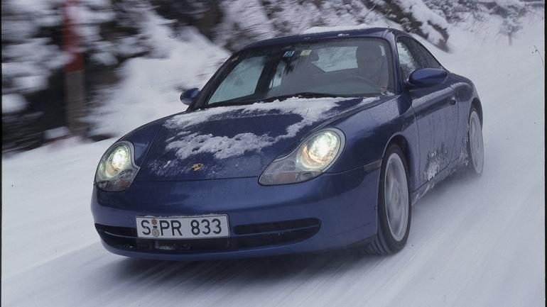 Porsche 911 (996) - młody, ale może być klasykiem