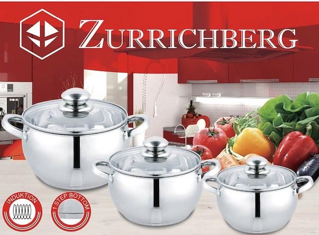 Zurrichberg posuđe
