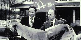 Prawdziwa historia McDonald's. To on stał za wszystkim!