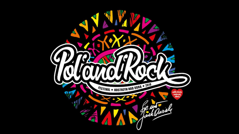 Pol'and'Rock Festival 2018