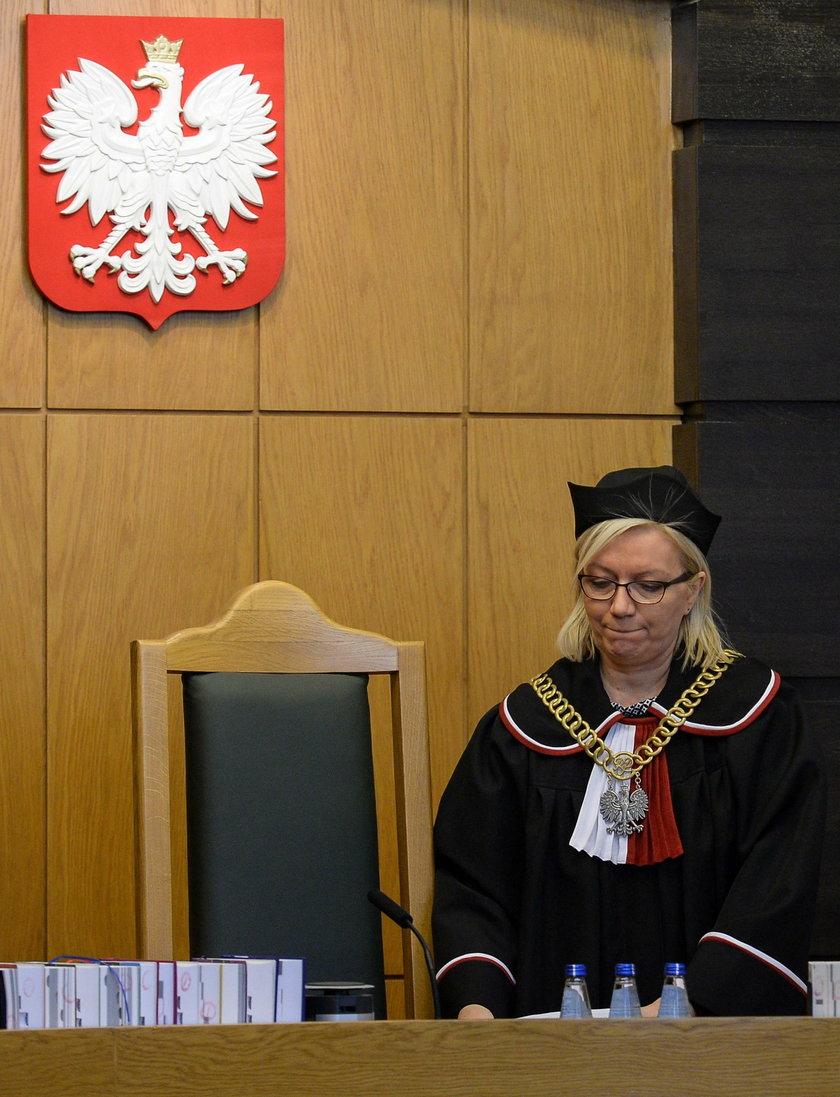 Zaskakujący zwrot w Trybunale! Sędzia PiS postawił się prezes