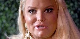 Jessica Simpson jużtak nie wygląda. Schudła aż45 kg! I zaliczyła intymną wpadkę...