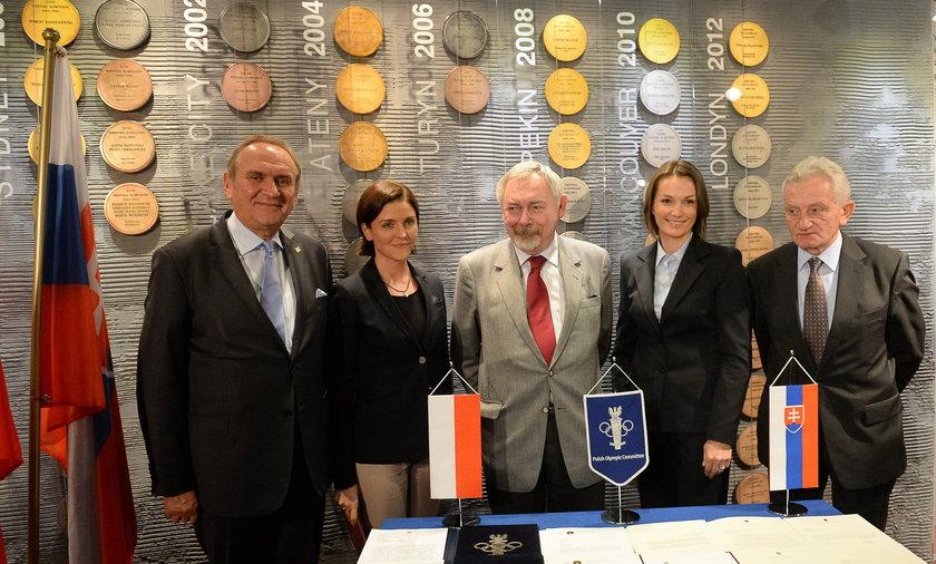 Zgłoszenie Krakowa do organizacji olimpiady