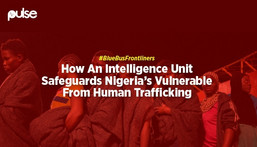 Intelligence and counter intelligence plays a huge part in curbing the activities of human trafficking gangs