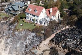 OVO JE PRAVO ČUDO Požari gutaju Kaliforniju, a kuća slavnog glumca ostala NETAKNUTA