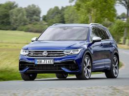Volkswagen Tiguan – czas na lifting