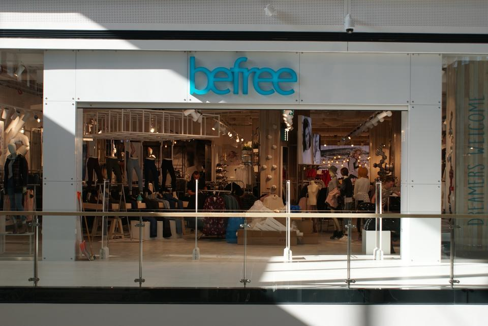 Befree – rosyjska marka odzieżowa
