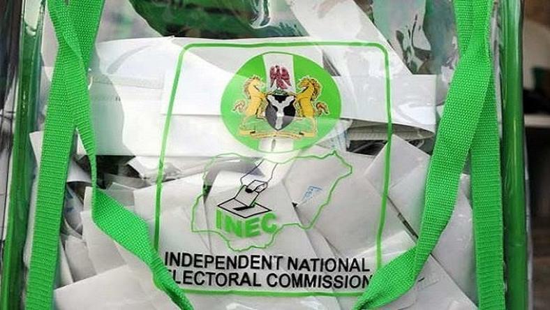 INEC Ballot box.