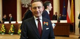 Wiceprezydent Warszawy i jego partner będą mieć dziecko?