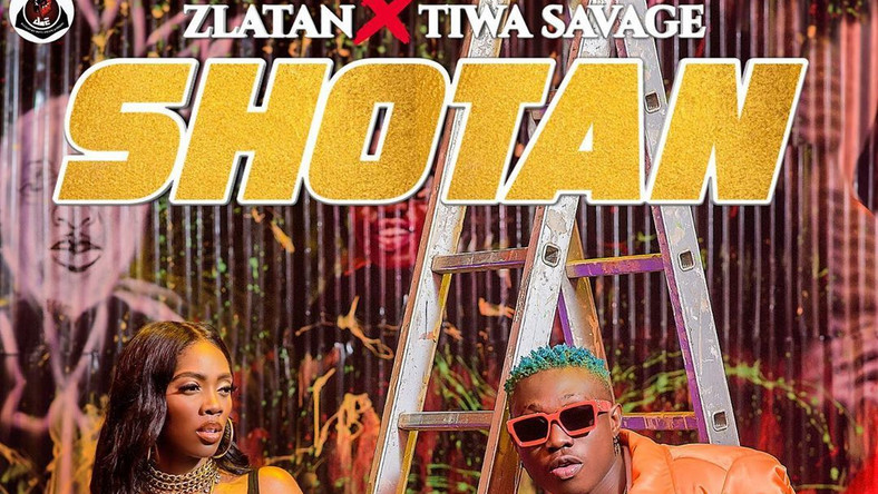 Tiwa Savage and Zlatan releases 'SHOTAN.' (Instagram/zlatanibile)