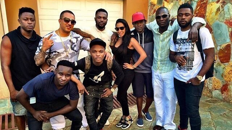 Ghana Vs  Naija R2Bees and Wizkid working on a joint album