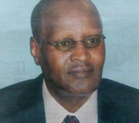Prof Abel Gitau Mugenda