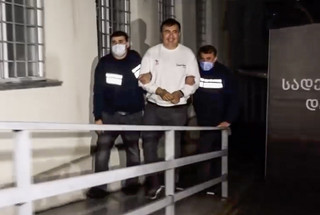 """Premier Gruzji: Aresztowanie Saakaszwilego miało zapobiec """"prowokacji"""""""