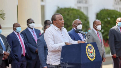 Uhuru takes action days after MPs asked him to take Covid-19 vaccine in public