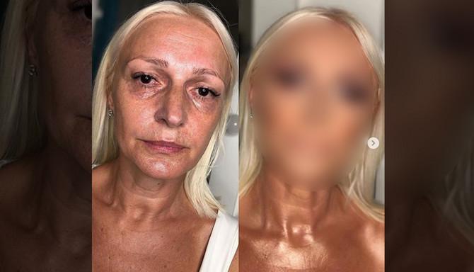 Frapantna transformacija: pre i posle šminkanja