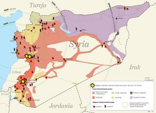 Syria: Daleka droga do pokoju i stabilizacji