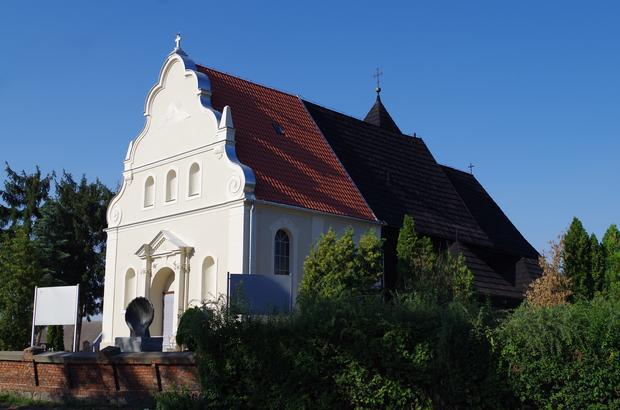 Kościół św. Jakuba w Niechanowie