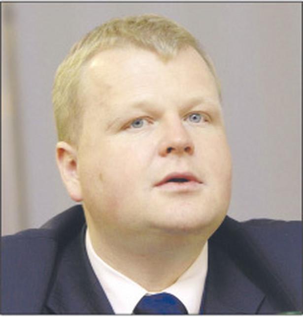 Rafał Kapler, prezes zarządu NCS. Fot. Artur Chmielewski