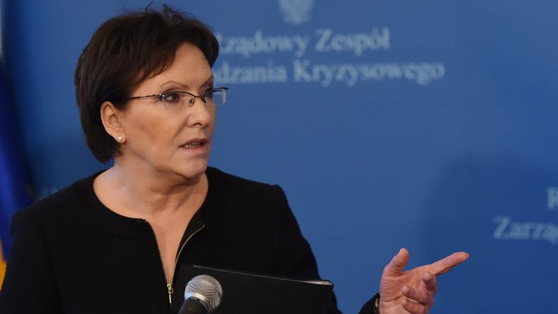 W Brukseli rusza szczyt klimatyczny. Premier Kopacz użyje weta?