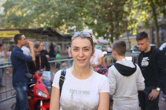 Mama Aleksandra Bošković