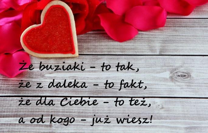 Życzenia Na Walentynki: śmieszne I Oryginalne Do Wpisania