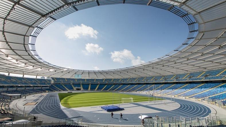 Stadion Śląski Fot. Tomasz Żak