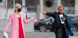 """Ogórek i Jakimowicz odstawili """"Grease"""" na chodniku. Jarosław czaruje jak Travolta!"""