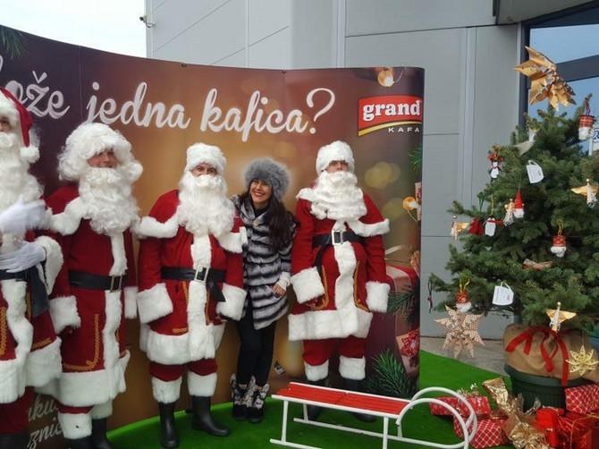 Novogodišnji Grand kafa karavan širom Srbije donosi prazničnu magiju
