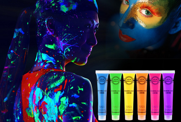 UV boje za lice