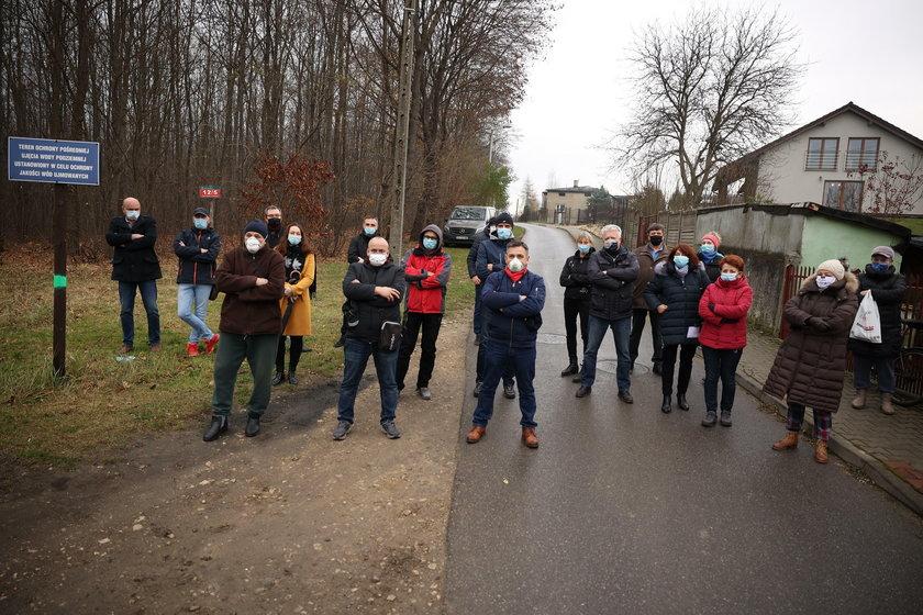 Mieszkańcy Ząbkowic nie chcą kopalni dolomitu