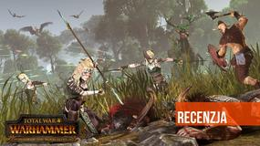 Total War: Warhammer - Realm of The Wood Elves - recenzja. Bronimy Athel Loren