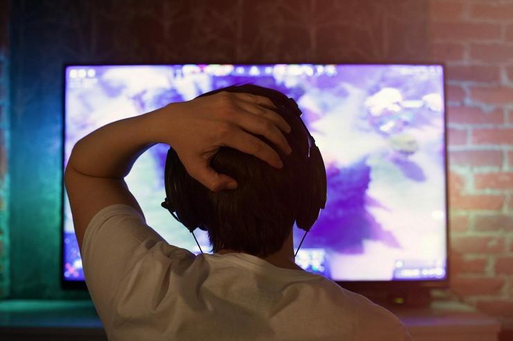 Tinejdžeri video igrice
