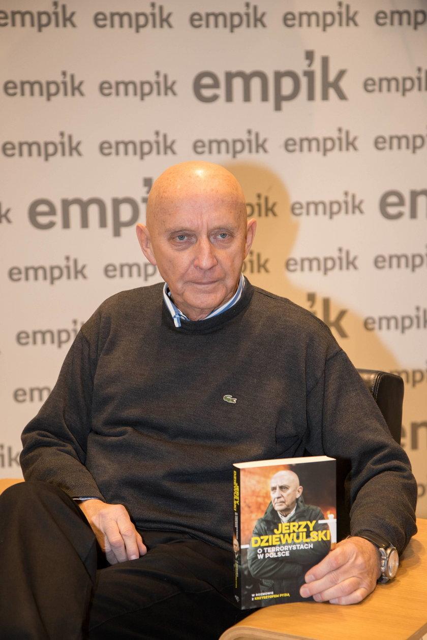 Jerzy Dziewulski, były antyterrorysta