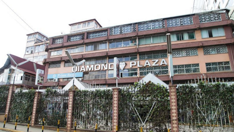 Diamond Plaza building, Parklands, Nairobi