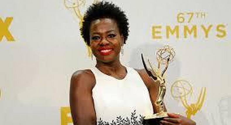 Viola Davis breaks record, becomes 1st woman of color to win the 'Best Actress in a Drama' Emmy Award