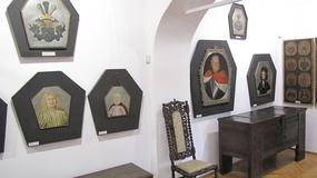 Lubuskie: unikalna kolekcja portretów trumiennych na zamku w Międzyrzeczu