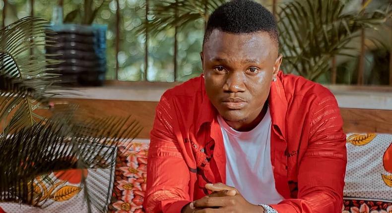 WCB's Mbosso mourns death of Kenyan Die-hard fan whose hospital bill he cleared