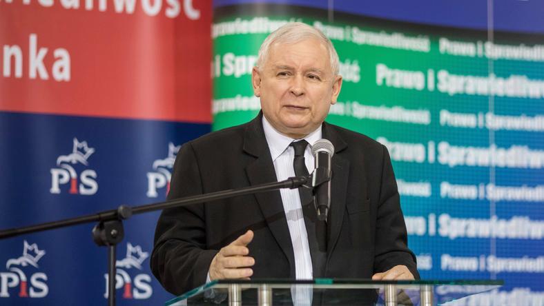 """Prezes PiS komentuje w """"GP"""" spór o SN i Małgorzatę Gersdorf"""