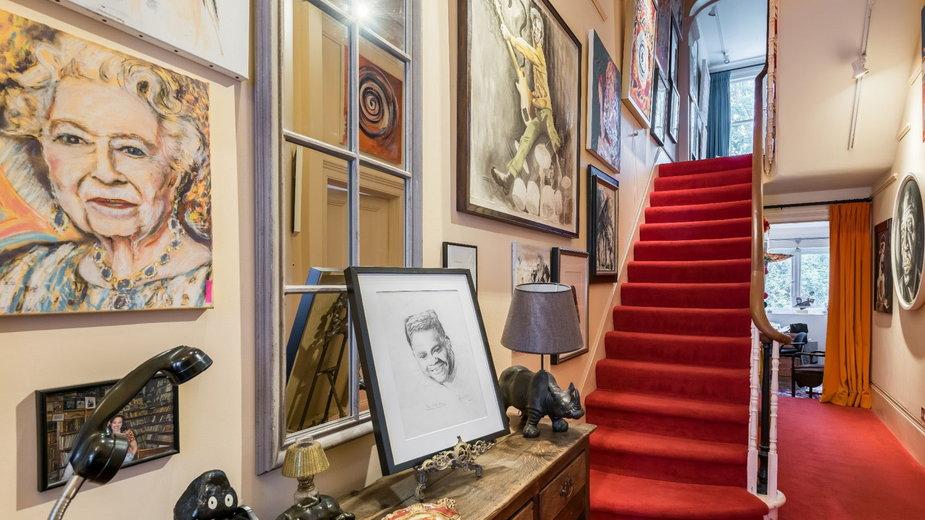 Ronnie Wood sprzedaje dom w Londynie