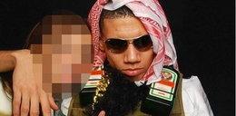 Przebrał się za terrorystę