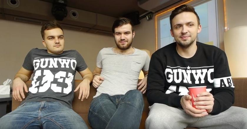 Kanał Abstrachuje TV jest w czołówce polskiego YouTube'a pod względem liczby subskrypcji