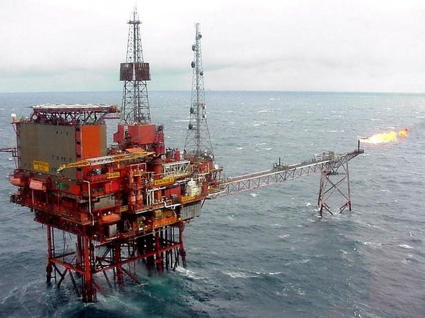 Platforma wydobywcza