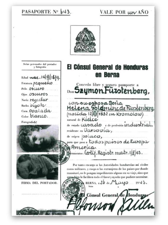 Paszporty państw latynoamerykańskich wystawiali konsule honorowi, którzy nie mieli do tego uprawnień