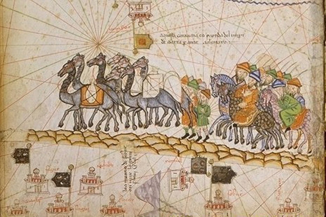 Karavan iz prvog Puta svile